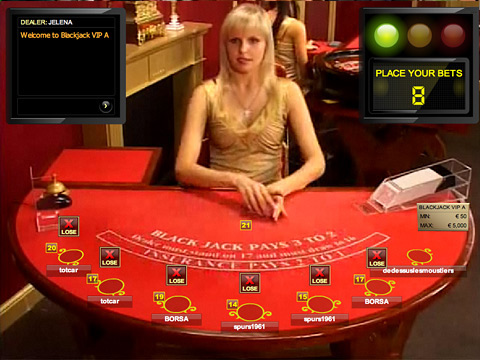 Where to Play Live Blackjack?