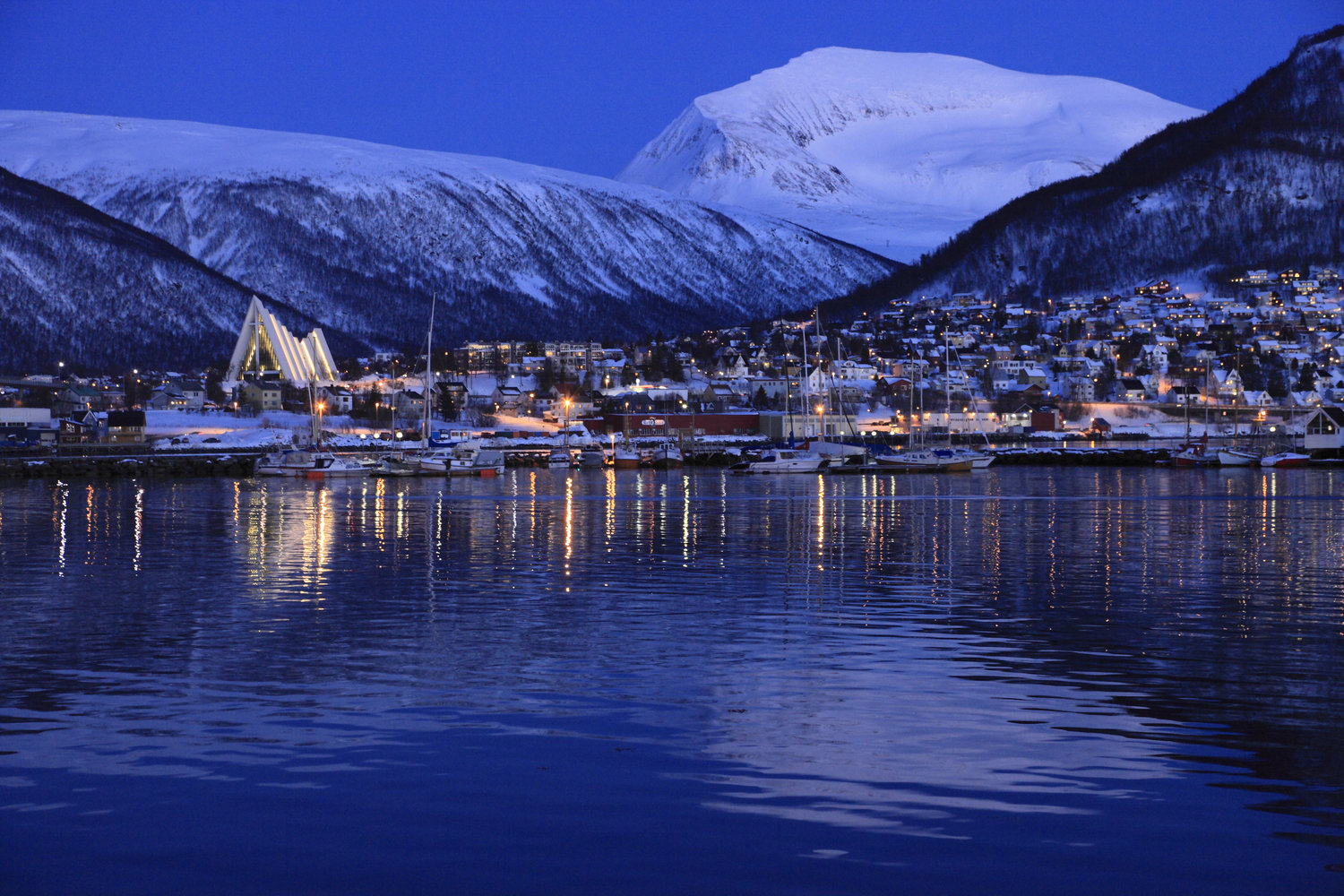 Seasons Weather And Climate In Northern Norway Discover
