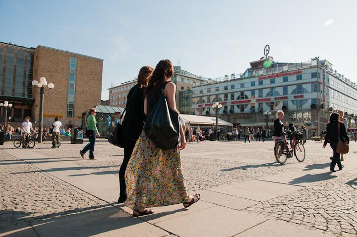 Söderhallarna at Medborgarplatsen