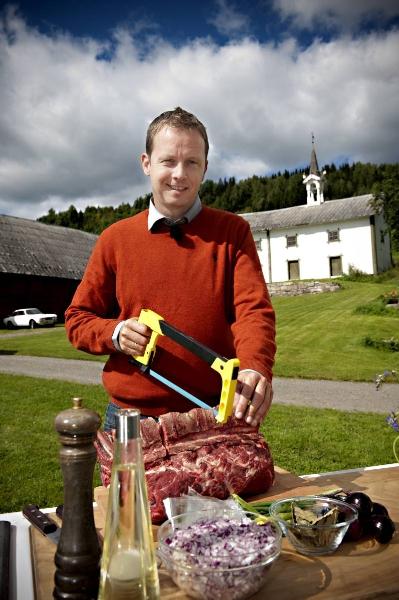 New Scandinavian Cooking