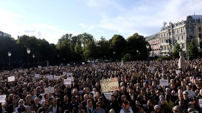 030914_Muslim_demonstration_in_Oslo