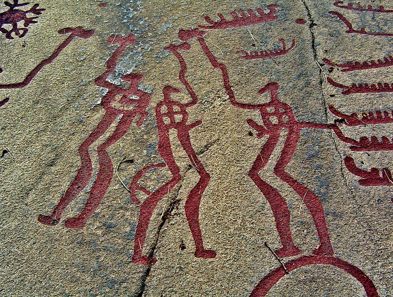050914_Tanumshede_rock_carvings