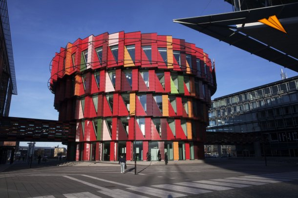 Innovation Centre, Guthenburg, Sweden