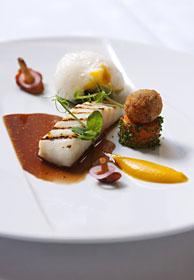 Dish at Restaurant Statholdergaarden