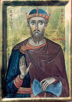 Saint Olaf of Norway