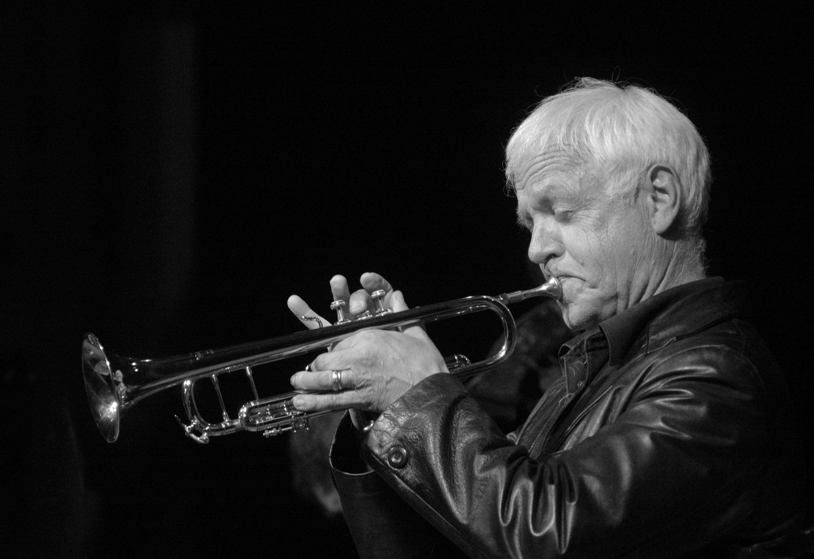 Jan Allan (80) will play at Ystad Sweden Jazz Festival this summer