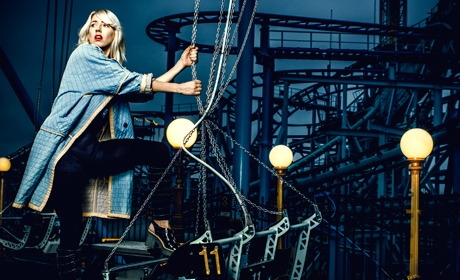 Veronica Maggio will perform at Gröna Lund in Stockholm this summer