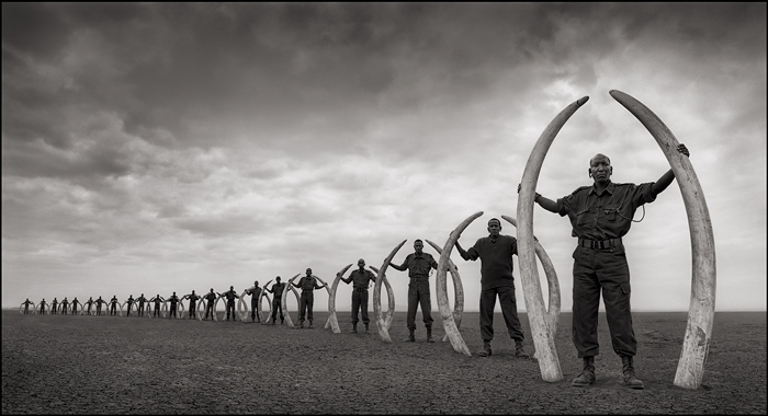 Photo by Nick Brandt