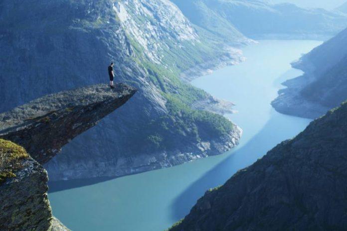 Picturesque Norway