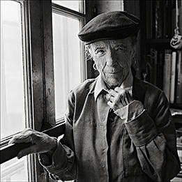 Louise Bourgeois 1998. Photo Mathias Johansson