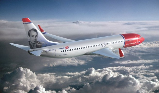 Norwegian får fly med to ruter over Russland