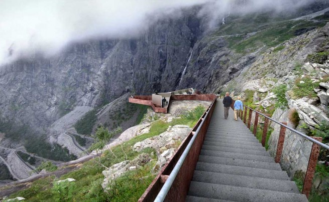 The beautiful tourist roads in norway discover scandinavia the publicscrutiny Images