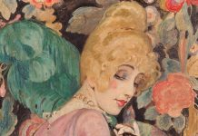 Gerda Wegener Exhibition in Copenhagen