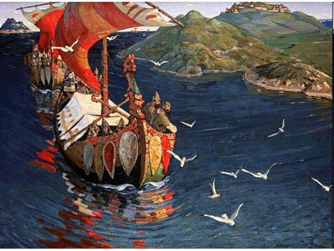 The Vikings – Medieval Thugs or Merchant Traders? - Discover ...