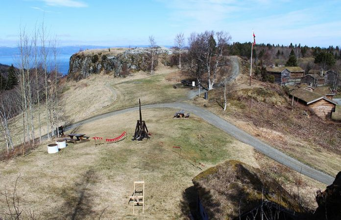 Norwegian Viking saga confirmed at Sverresborh