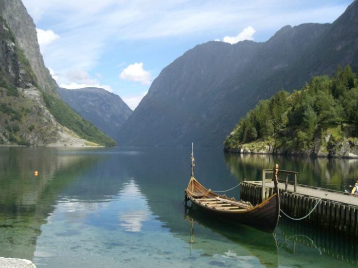 Valley of Vikings in Norway