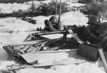 Norwegian Police Troops in Sweden During World War II