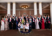Pomp and Circumstance in Norway