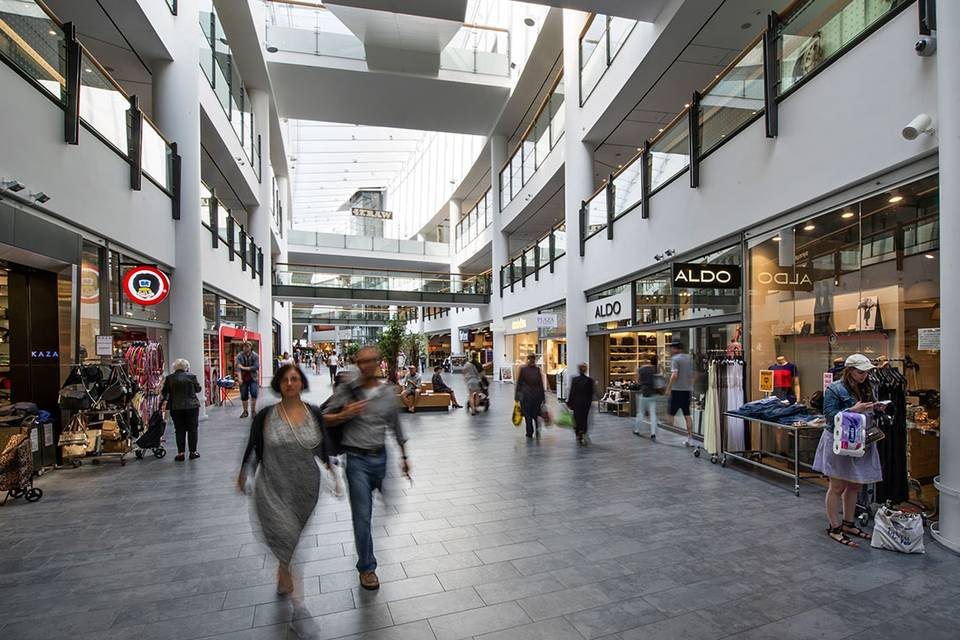 One of the World's Best Shopping Centers – in Copenhagen