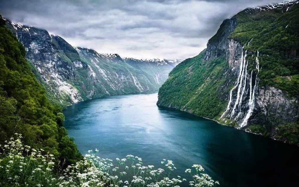 Breathtaking Norway