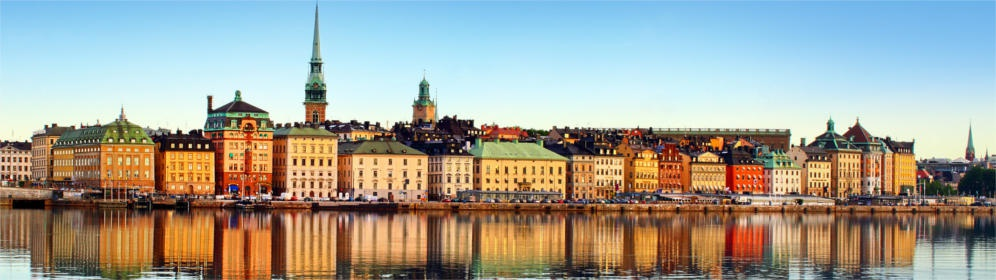 Sweden – A Country of Immense Variety