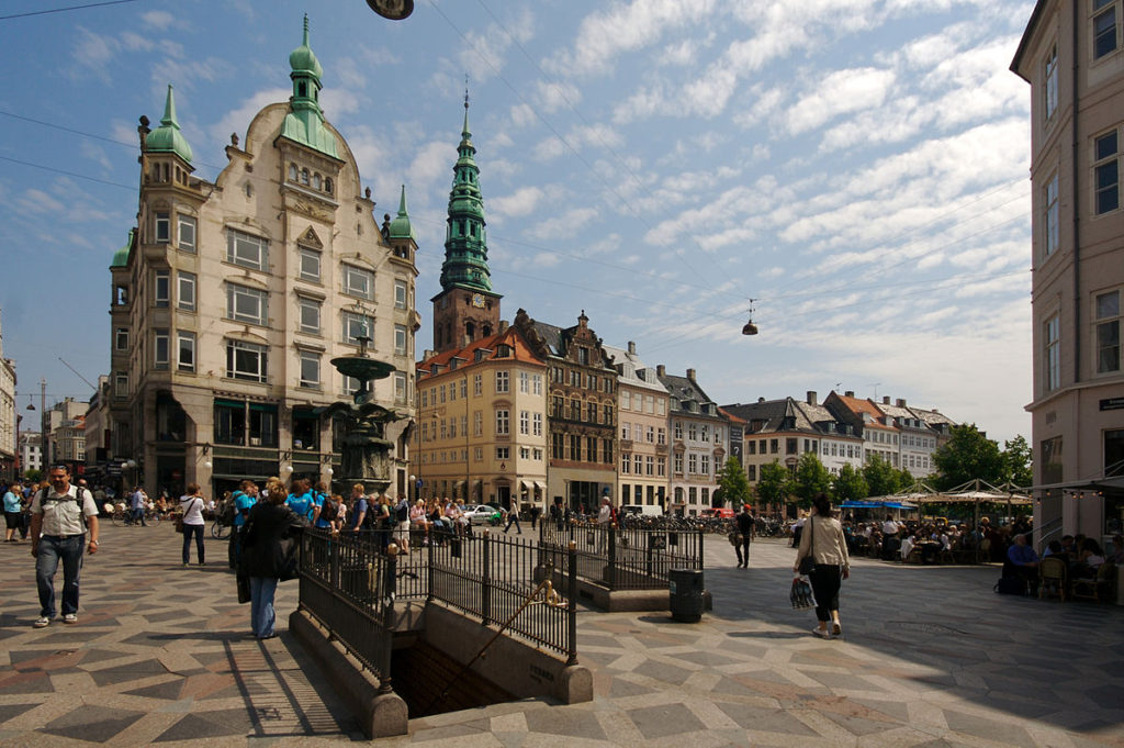 Copenhagen – The Capital City of Green Spires