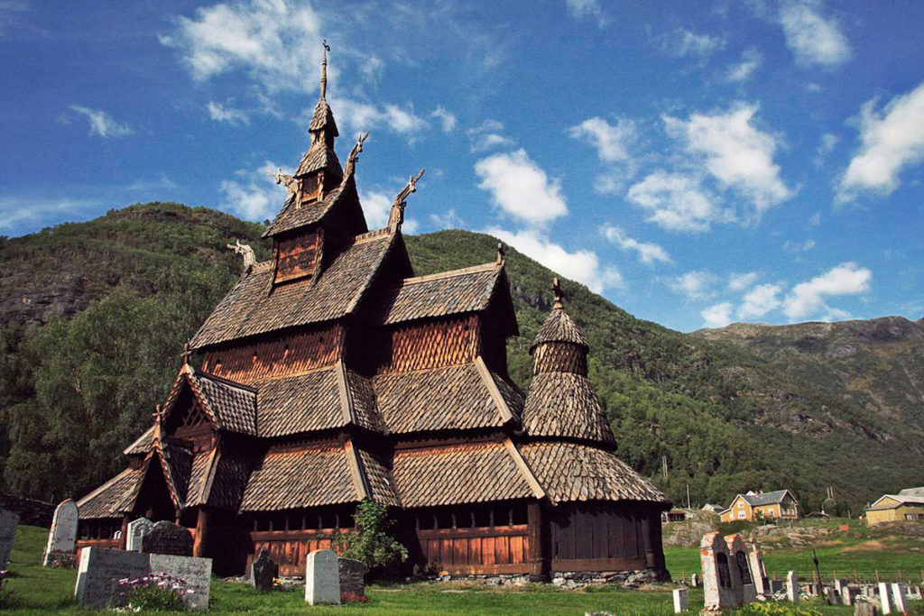 Experience the Norwegian Stave Churches
