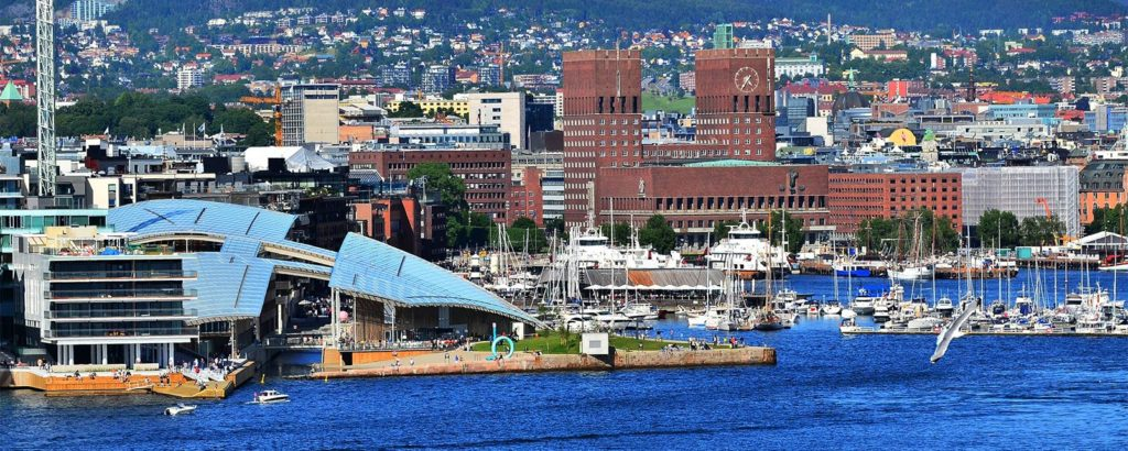 Oslo – the Nordic City of Light