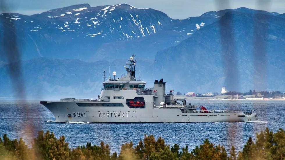 """Norway's Maritime """"Information Highway"""""""