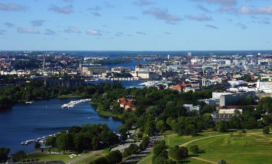 Stockholm – The Capital City That Floats On Water