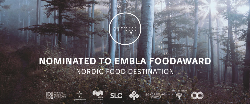 New Food Prize Celebrates Nordic Cuisine
