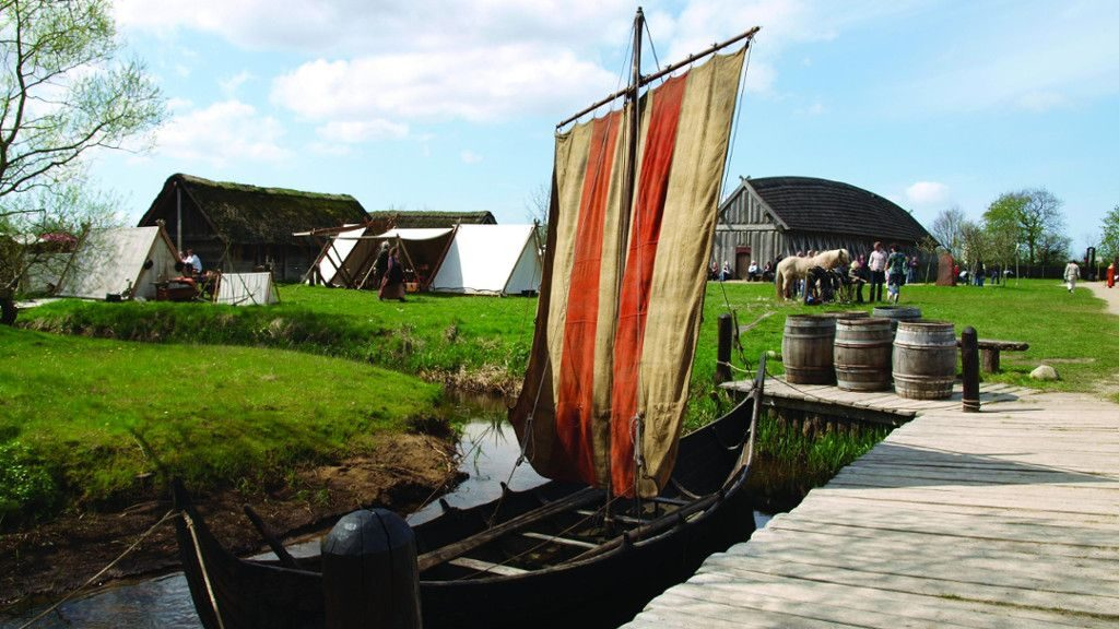 The Danish Viking Land