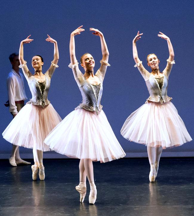 Norwegian Dancer's Dream Comes True