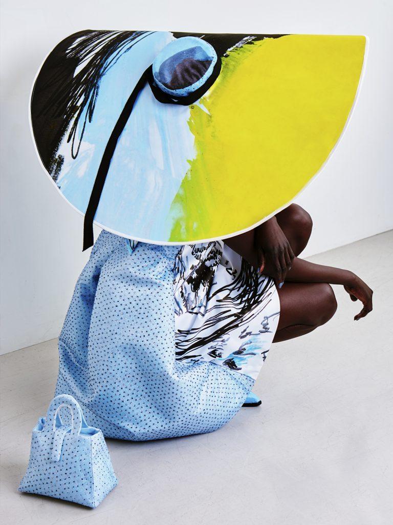 Young Norwegian Fashion Design Award Winner