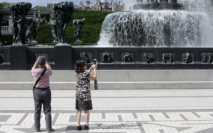 Chinese Tourists Are Looking to Norway