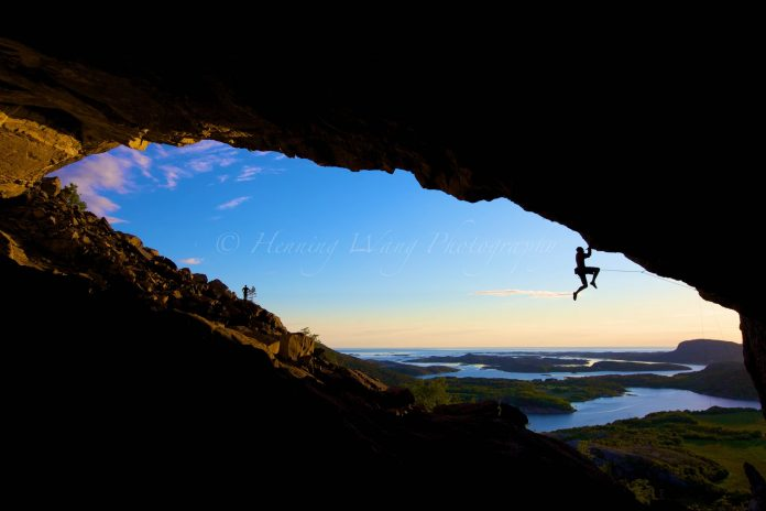 The World's Hardest Rock Climb - in Norway