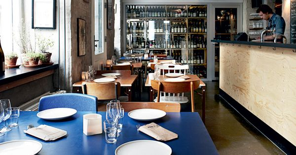 Michelin Restaurants' Lower-priced Siblings in Copenhagen