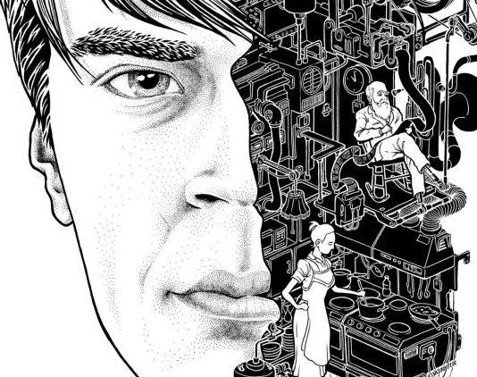 Norwegian Electronica Artist André Bratten
