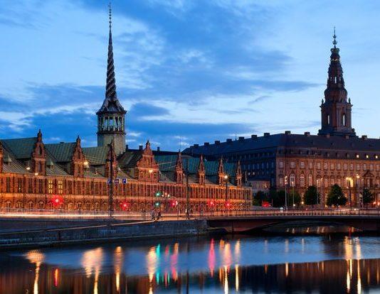 Historic Trading Post in Copenhagen