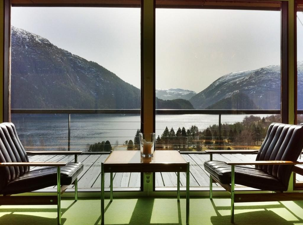 The Unique Energy Design Hotel in Norway