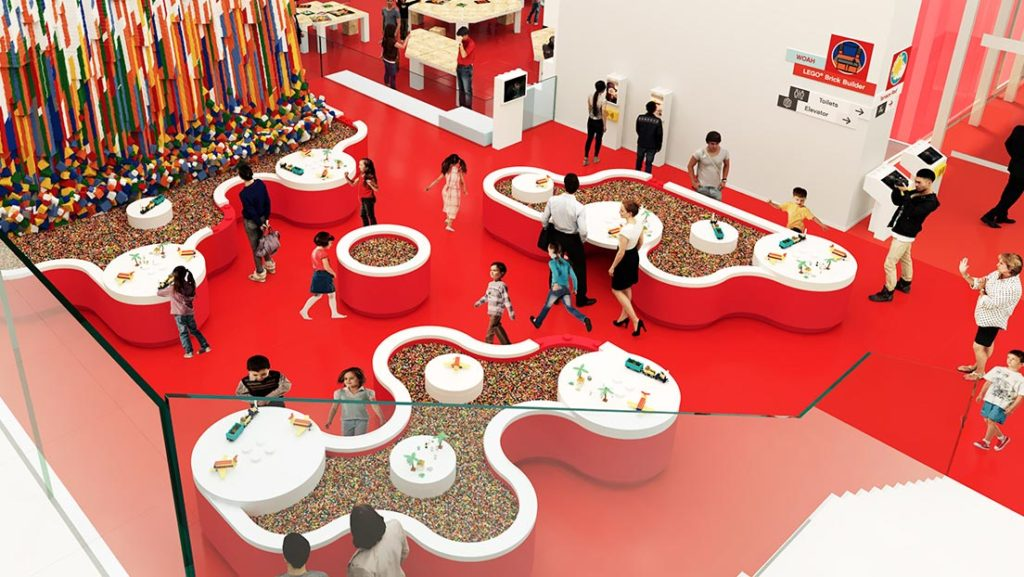 New Lego House Opened in Billund, Denmark