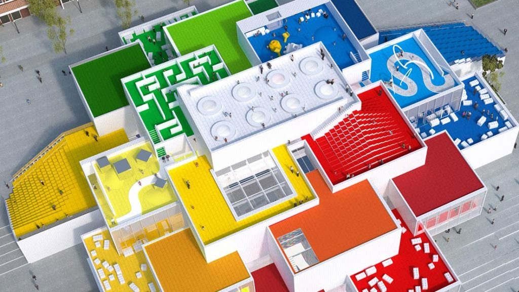 New Lego House Opened In Billund Denmark Discover Scandinavia