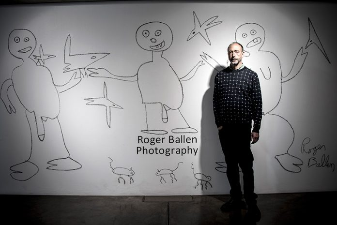 Roger Ballen Visits Oslo