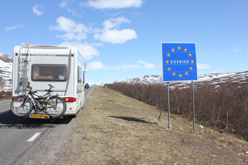 Can Brexit Britain Learn Something From the Sweden – Norway Border?