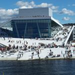 The Stunning Opera House in Oslo