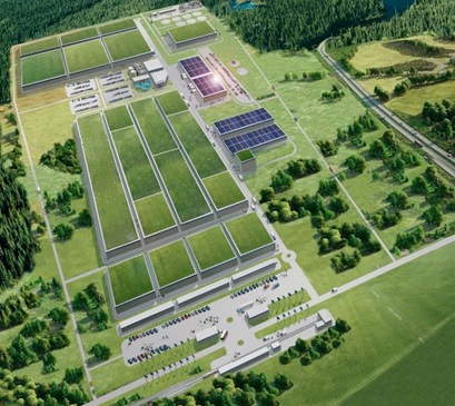 Europe's Largest Battery Factory for Electric Cars to be Built in Sweden
