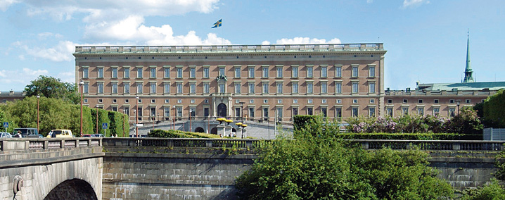 Royal Residences in Stockholm
