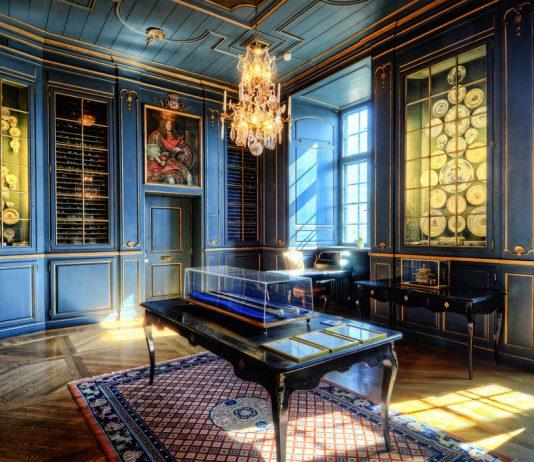 Royal Residences in Stockholm
