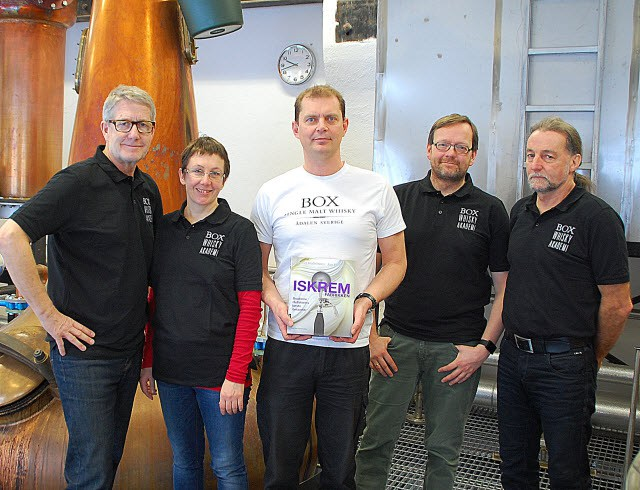 The World's First Arctic Single Malt Whiskey Distillery