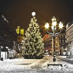 Christmassy Sweden